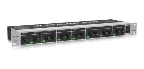 Mezclador Divisor Mx882 V2 Ultralink Pro De 8 Canales