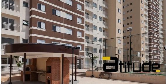 Apartamento De 2 Dorme E 1 Vaga- Vista Bella Barueri - 2388