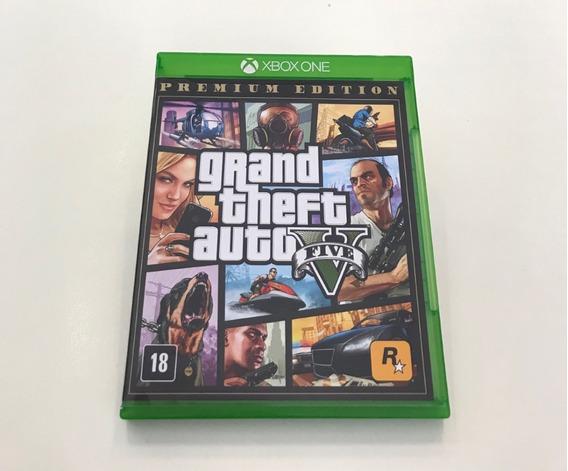 Gta V Xbox One