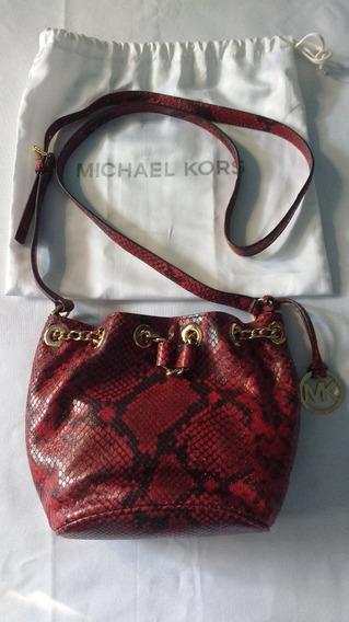Bolsa Michael Kors Original Usada Crossbody Small Vm - Pt
