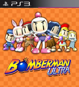 Bomberman Ultra Ps3 Digital Game