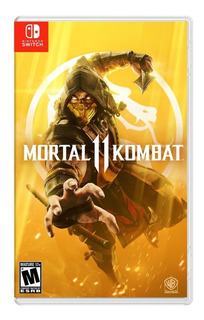 Mortal Kombat 11 - Nintendo Switch Juego Físico - Sniper