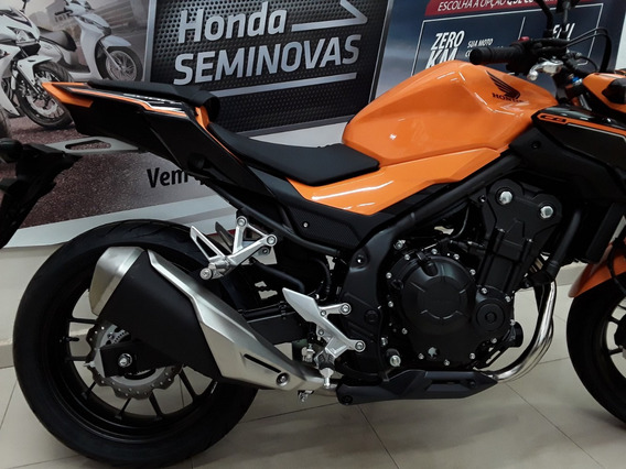 Honda Cb500f Abs Painel Digital, Led, Pintura Estilizada