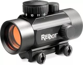 Mira Red Dot Mira Holografica Mira Punto Rojo Verd Rifle Pcp