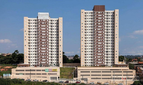 Apartamento 02 Dormitórios E 01 Suíte - Barueri - Ap0676