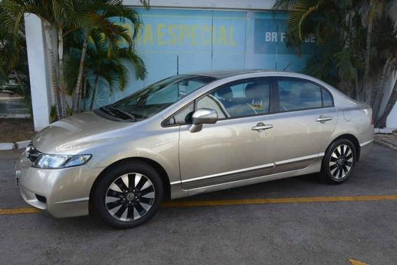 Civic 1.8 Lxl 16v Flex 4p Manual 144773km