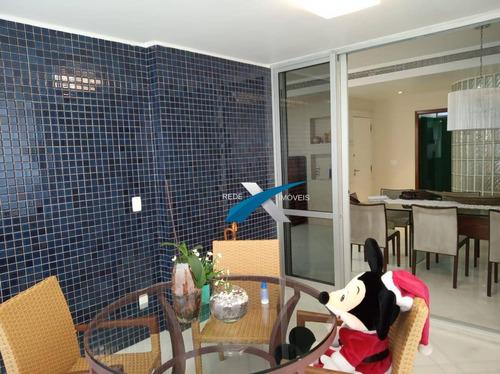 Apartamento À Venda 4 Quartos Santo Agostinho/bh - Ap4897