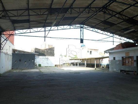 Terreno Para Alugar Por R$ 12.000/mês - Centro - Santo André/sp - Te0816