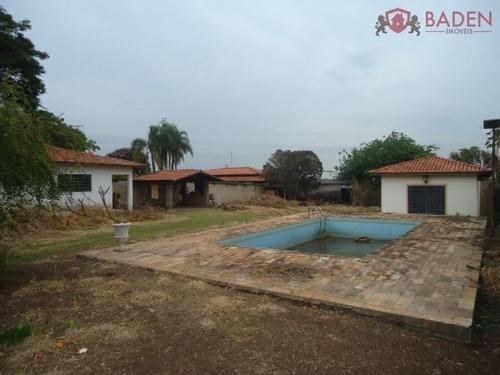 Chacara Residencial Em Campinas - Sp, Parque Xangrila - Ch00003