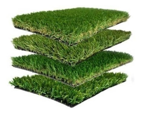 Grama Artificial Para Paisajismo Piso Jardines Super Formica
