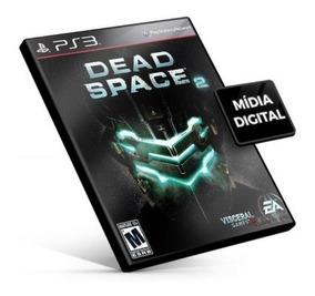 Dead Space 2 Ps3 Mídia Digital Psn Envio Rápido