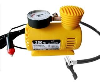 Mini Compresor De Aire Portatil 12 Voltios, 250 Psi