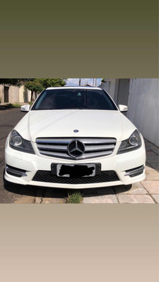Mercedes-benz Classe C 1.8 Avantgarde Sport Turbo 4p 184 Hp.