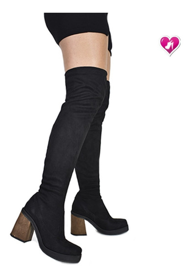 Bucanera Elastizada Sin Plataforma Mod Ultra De Shoes Bayres