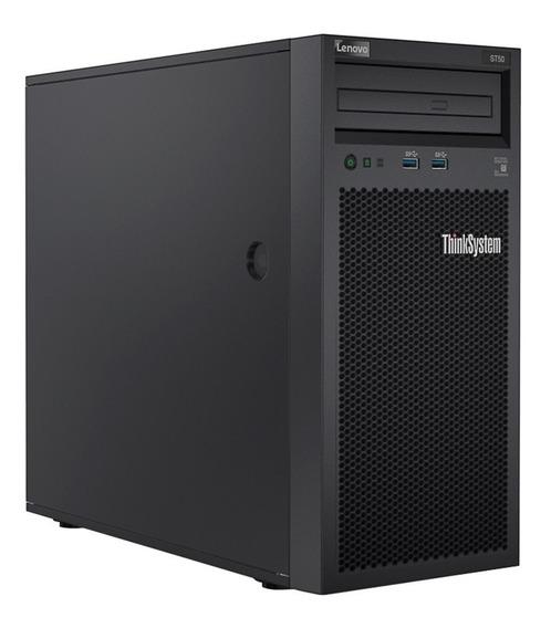 Server Lenovo St50 E-2104g 8gb 1tb Con Hdmi