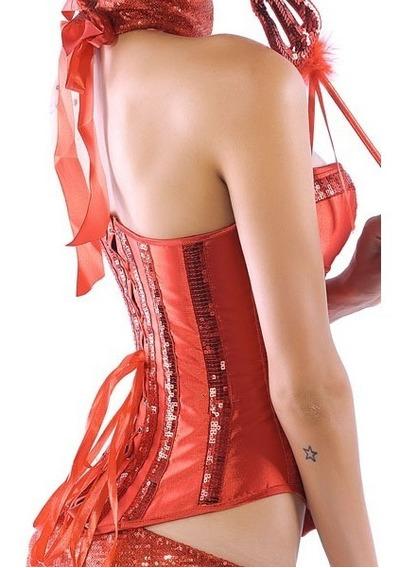 5163/corset Importado ¡gratis La Entrega!