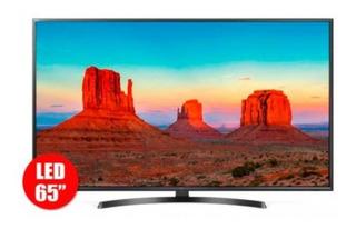 Tv Lg 65 Uhd Smart Uk6350