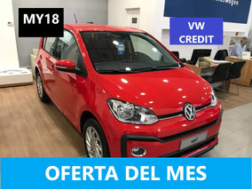 Vw Volkswagen Up! 1.0mpi High 5 Puertas My18 ___.-