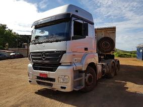 Mercedes-bens 2644 6x4 Ano 2011/2011 Teto Alto Km 260.000