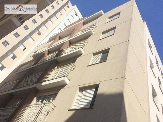 Apartamento Com 2 Dormitórios Para Alugar, 48 M² Por R$ 1.250,00/mês - Granja Viana - Carapicuíba/sp - Ap1012