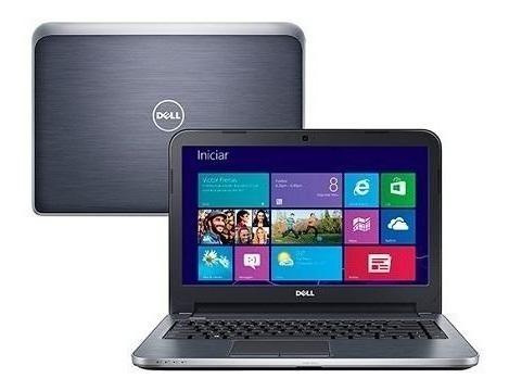 Notebook Dell Inspiron 14r 5437 I5 8gb 500gb Windows 14