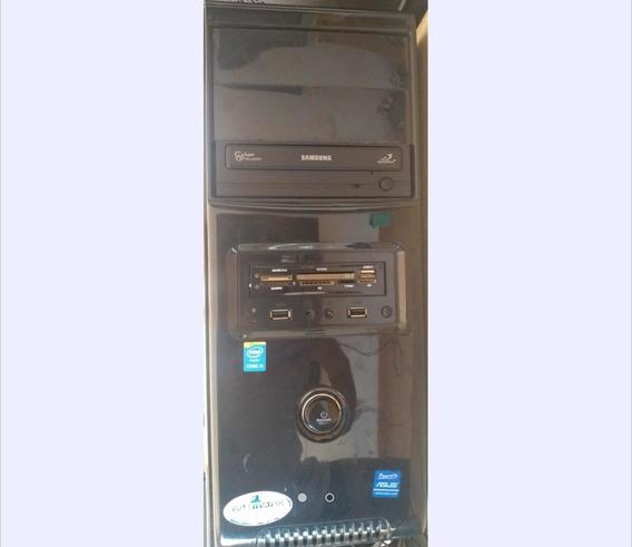Cpu Gamer Core I5 8gb Ram Gtx 750ti