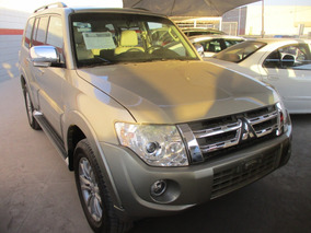Mitsubishi Montero 3.8 Limited 2013 Beige