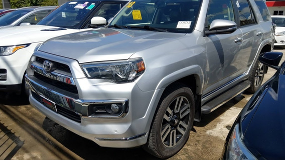 Toyota 4runner Limited Gris 2013