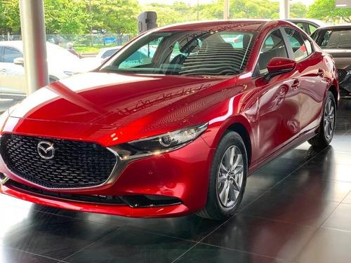 Imagen 1 de 13 de Mazda 3 Touring At Rojo | 2022