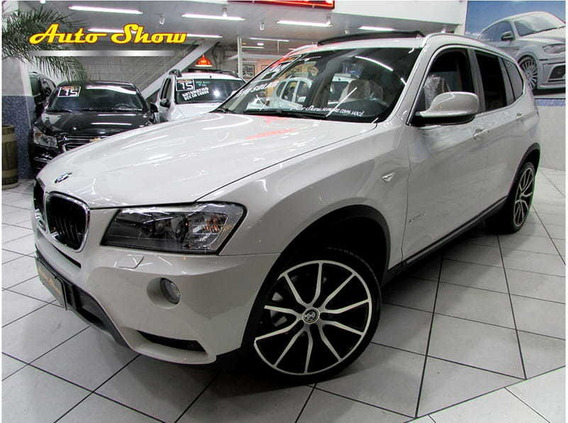 Bmw X3 Xdrive 28i 2.0 Turbo 245cv Aut. 2014