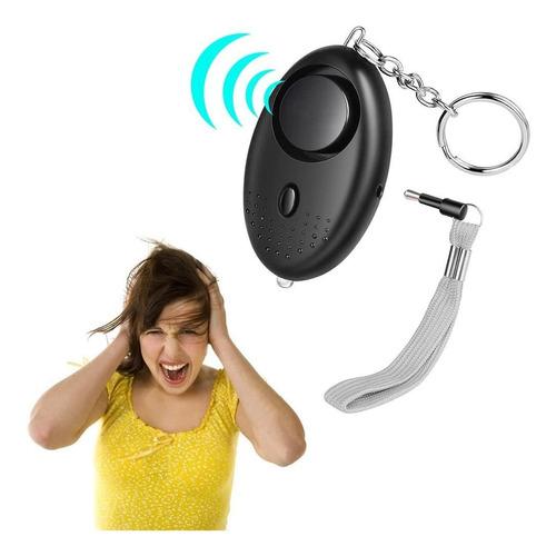 Imagen 1 de 6 de 3 Llaveros Con Alarma Antirrobo Defensiva Personal