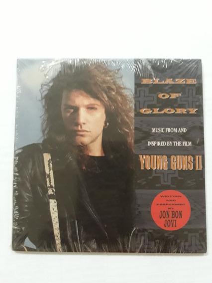 Jon Bon Jovi - Blaze Of Glory Cds (lacrado)