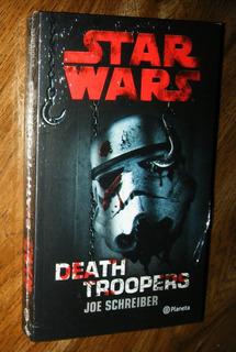 Libro Death Troopers En Español Tropa De La Muerte Star Wars