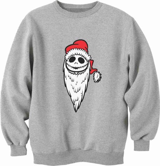 Sudadera Navidad Christmas Santa Jack Burton Envío Gratis