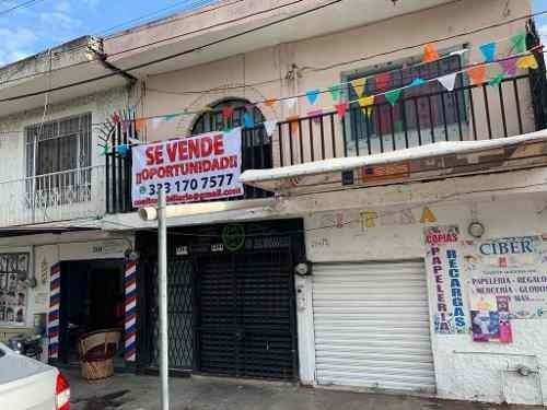 2 Locales Comerciales Y 1 Departamento En Venta