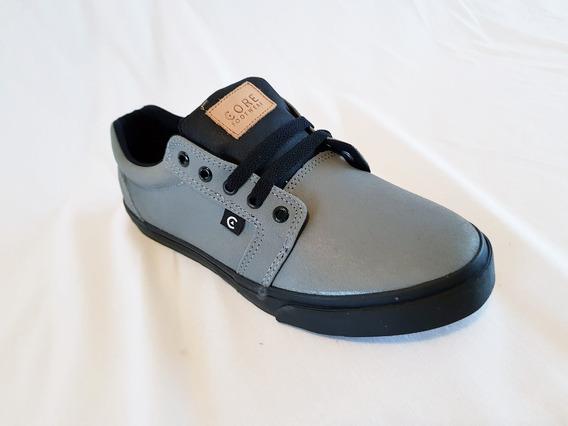 Tenis Core Footwear Gamusa Cortos