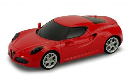 Auto 1:24 Alfa Romeo 4c Welly Lionels 4048