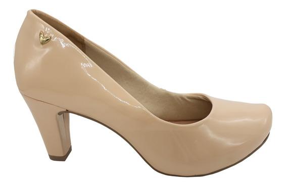 Sapato Feminino Mississipi X9092 - Rainha Calçados