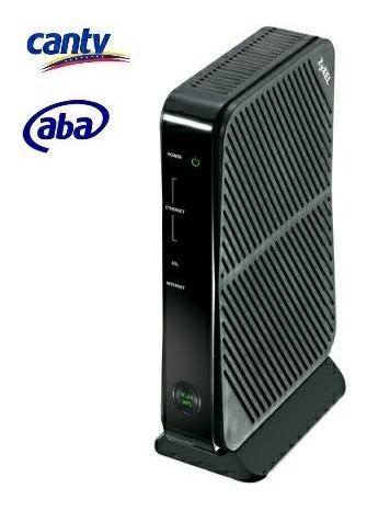 Modem Router Wifi Cantv Zyxel P660hn51 Doble Antena 300mbps
