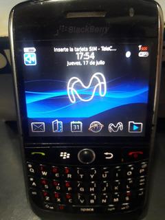 Celular Blackberry Funciona Bateria Nueva Oferta !!!