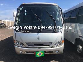 Micro Ônibus Vw/ Comil Bello Executivo Cor Prata Ano 2009/2