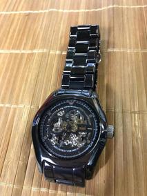 Relógio Empório Armani Cerâmica Lançamento Top Original