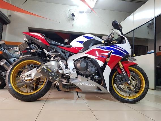 Honda Cbr 1000 Hrc Branco 2013