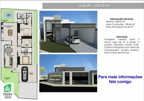 Médio Alto Padrão  3 Quartos Sendo 1 Suite Área De Lazer 2 Vagas - 5941