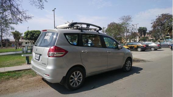Susuki Ertiga Año 2014 , Motor 1.4 Gnv Dual, 8 Asientos