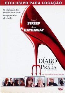 Dvd O Diabo Veste Prada - Exclusivo Locação
