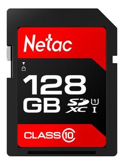 Tarjeta Netac P600 Sd Tarjeta De Memoria Sdhc / Sdxc Uhs-i