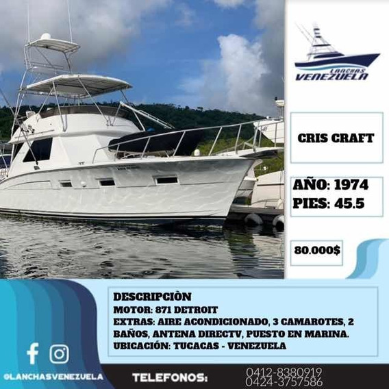 Yate Chris Craft Lv298