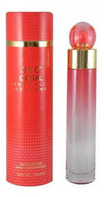 Perfume Perry Ellis 360 Coral -- 100% Original (100ml)