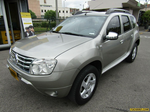 Renault Duster Dynamique At 2000cc Aa 4x2 Fe